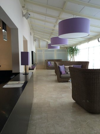 Terme di Saturnia Spa & Golf Resort: Spa lobby