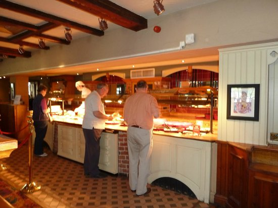 Toby Carvery: The Carvery