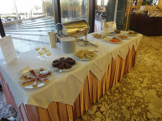 Hotel Diplomat Palace : Angolo vegano