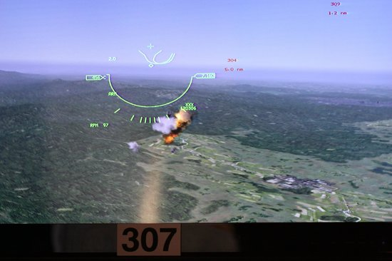 Flightdeck Flight Simulation Center: dogfighting
