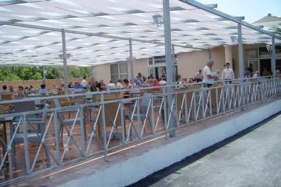 Aquis Sandy Beach Resort: THE NEW RESTRANT