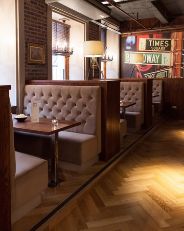 Ny American Grill Bar Glasgow Restaurant Reviews Phone