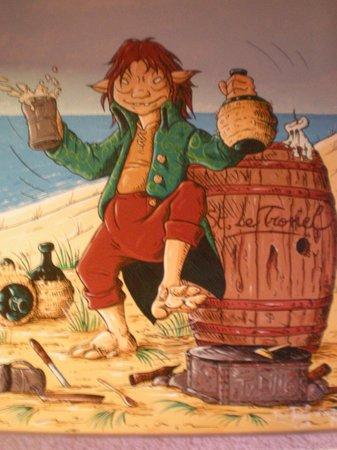 Crêperie TY BILIG : un breton selon Fred le pop