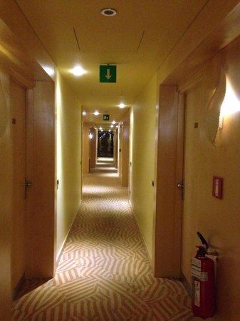 Abitart Hotel: Corridoio camere 2 piano