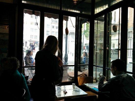 Aksum Coffee House : Atmosfera interessante