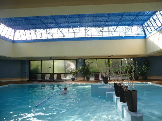 Novotel Gdansk Marina: Schwimmbad