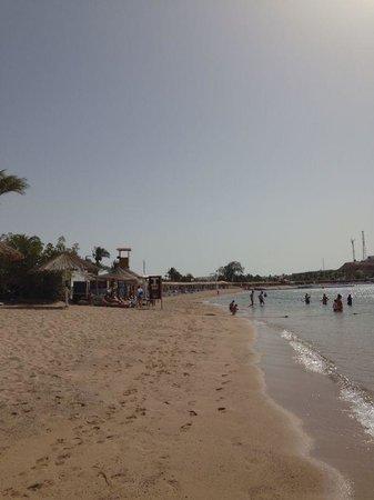Tropicana Rosetta & Jasmine Club: Beach