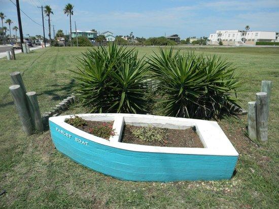 Sea Isle Village : Farley Boat