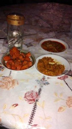 Riad Idrissi: entrada do jantar pago à parte
