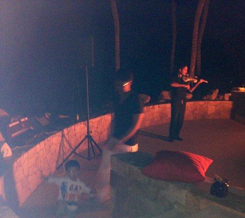 Grand Fiesta Americana Los Cabos All Inclusive Golf & Spa: Musica