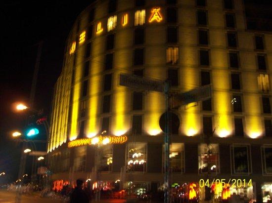 Meliá Berlin : Hotel Melia
