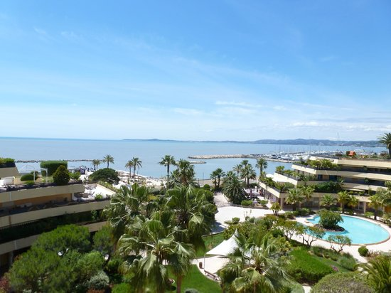 Holiday Inn Nice - Saint Laurent Du Var: View from our 5th Floor room