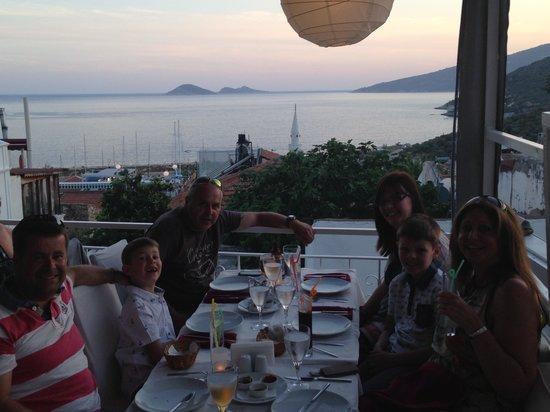 Sade Restaurant : look at that view!