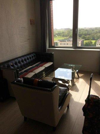 Amsterdam ID Aparthotel: Lounge