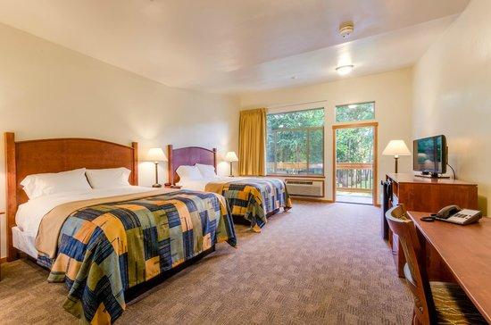 Westcliff Lodge: Courtyard View Room