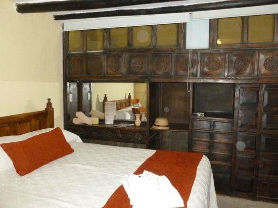 Hotel Hacienda Del Salitre: habitacion