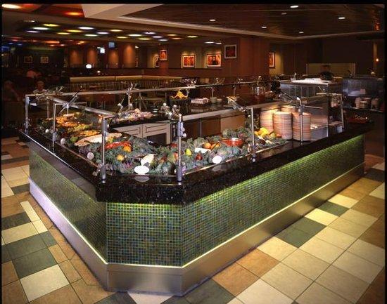 casino buffet turning stone hours