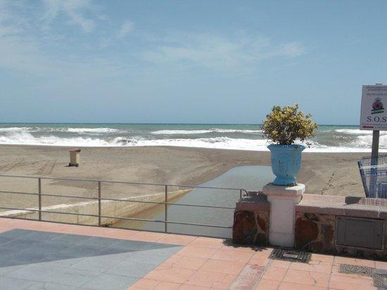 La Carihuela : beach