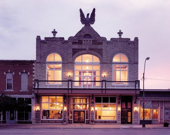 Wamego, KS: The Columbian Theatre