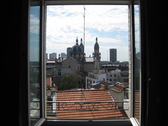 Hotel Saint Charles: vista desde habitacion
