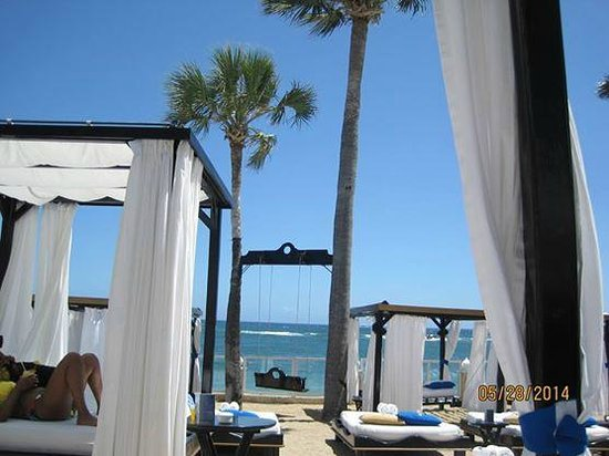 Cofresi Palm Beach & Spa Resort : VIP Beach