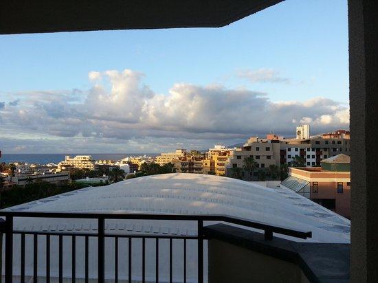 Aparthotel Noelia Playa : balcon