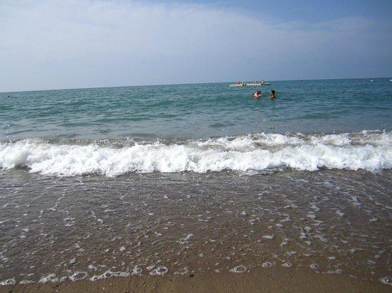 Papillon Zeugma Relaxury: spiaggia
