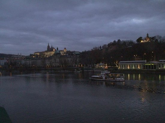 Venice of Prague: verso il battello