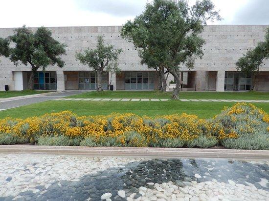 Centro Cultural de Belem (CCB): garden