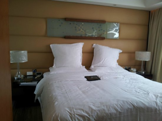Gehua New Century Hotel : bedroom