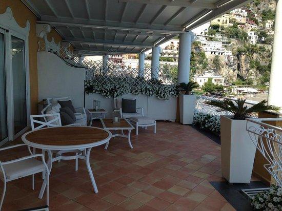 Covo Dei Saraceni: Room 31 Terrace