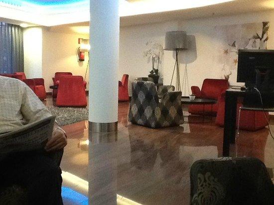 Hotel Exe Moncloa: Descanso