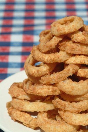 Clear Springs Cafe: Best Onion Rings In Town