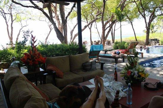 Langosta Beach Club : Cabana 3