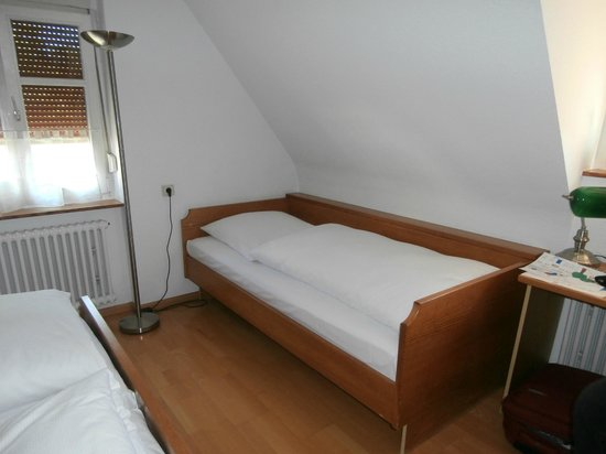 Hotel Gruener Baum : camera