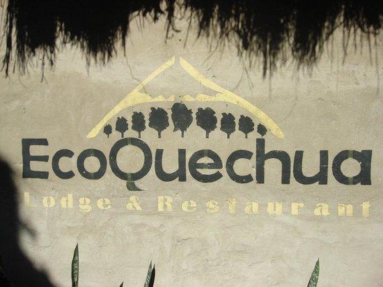 Eco Quechua Lodge: Ecoquechua