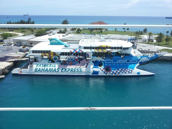 Ft Lauderdale To Grand Bahama Island Ferry