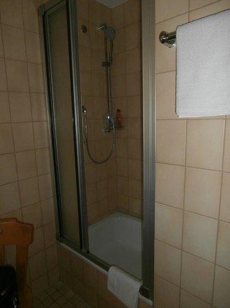 Merzhausen, Almanya: doccia