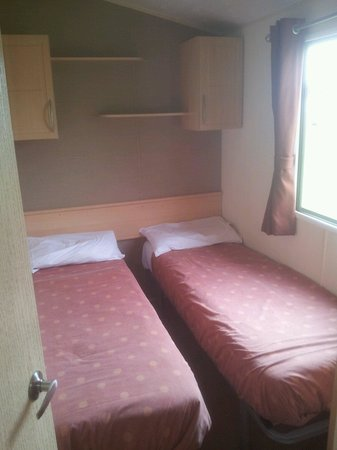 Thorpe Park Holiday Park - Haven: Twin room