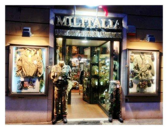 Military Shop Roma