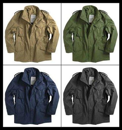 molto carino 8c93b 07748 Abbigliamento Alpha Industries - Picture of Militalia Store ...
