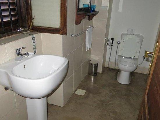 Kisiwa House : clean bathroom