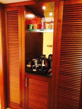 Amsterdam Marriott Hotel: Tea / Coffee Area