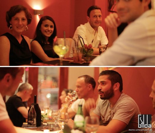 Gilda by Belgious : Happy people and atmosphere