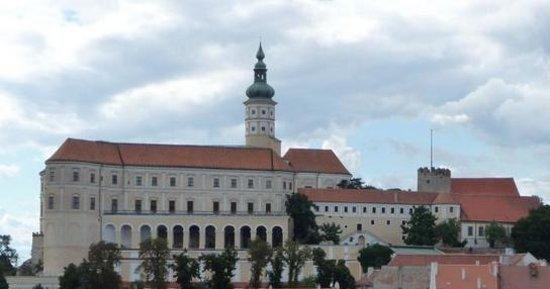 Mikulovsky Zamek / Castle