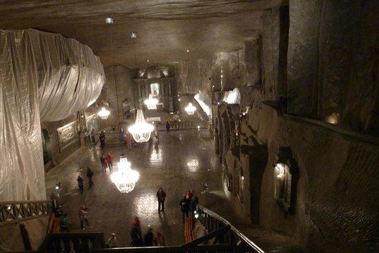 Krakow Tours: Wieliczka Salt Mine