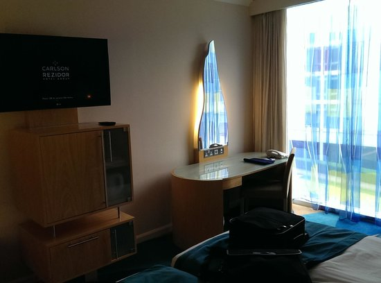 Radisson Blu Hotel London Stansted Airport: Room