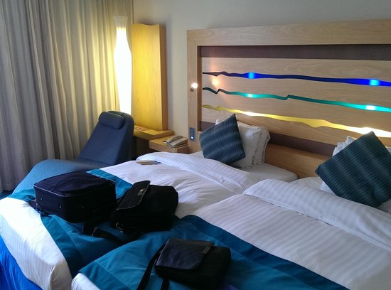 Radisson Blu Hotel London Stansted Airport: Bed