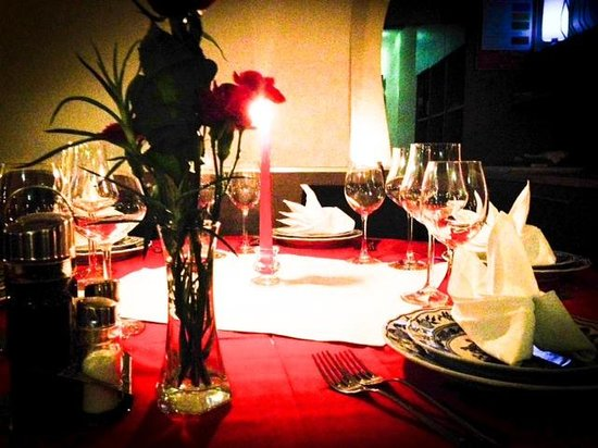 Restoran Kottni : interijer