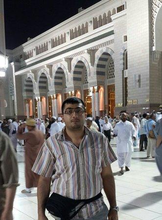 Masjid an-Nabi : مسجد النبی بهار93 پوریا